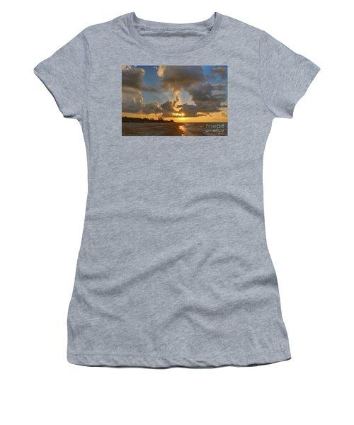 Sanibel Island Sunrays Women's T-Shirt