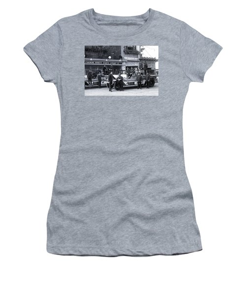 Santa Monica Firemen 1920 Women's T-Shirt