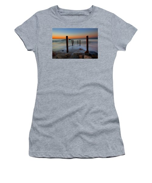 Santa Monica Sunrise Women's T-Shirt