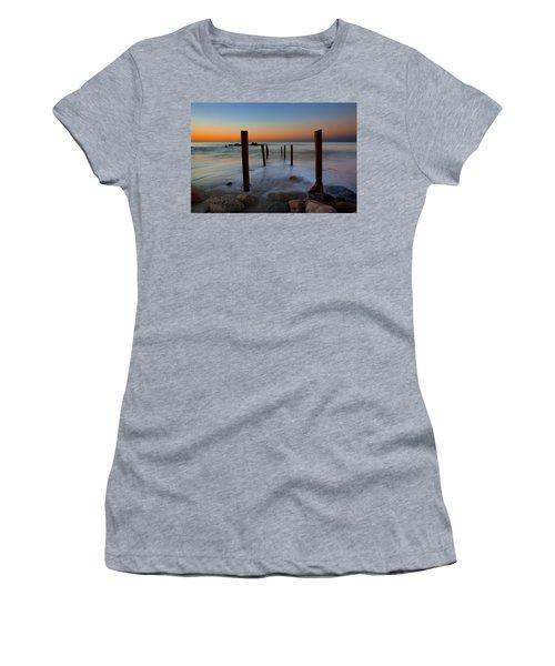 Santa Monica Sunrise Women's T-Shirt