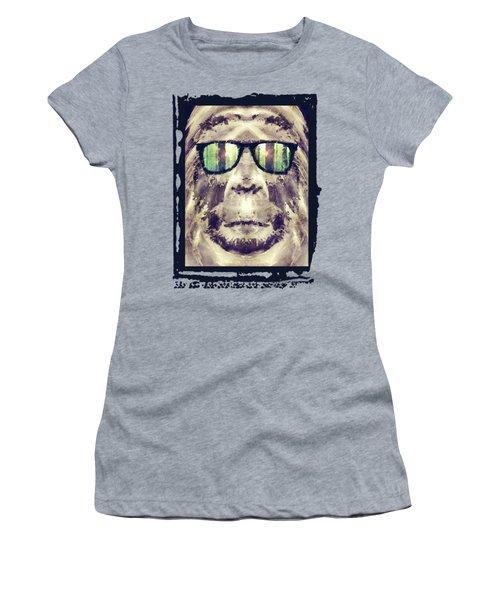 Sasquatch Incognito Women's T-Shirt