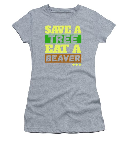 Save A Tree Women's T-Shirt