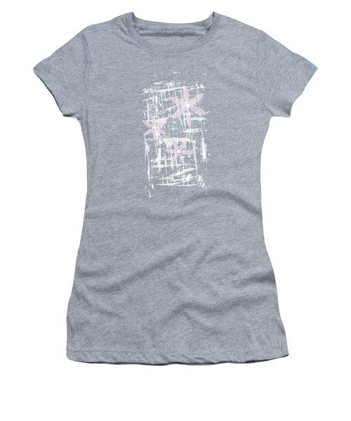 Scandinavian Design - Pink Blossoms Women's T-Shirt