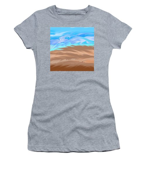Scattered Mounts Women's T-Shirt