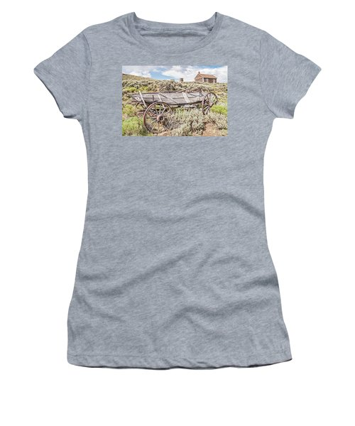 Schoolhouse On A Hill Women's T-Shirt