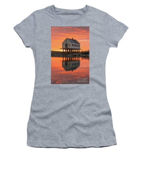 Scorched Symmetry Women's T-Shirt