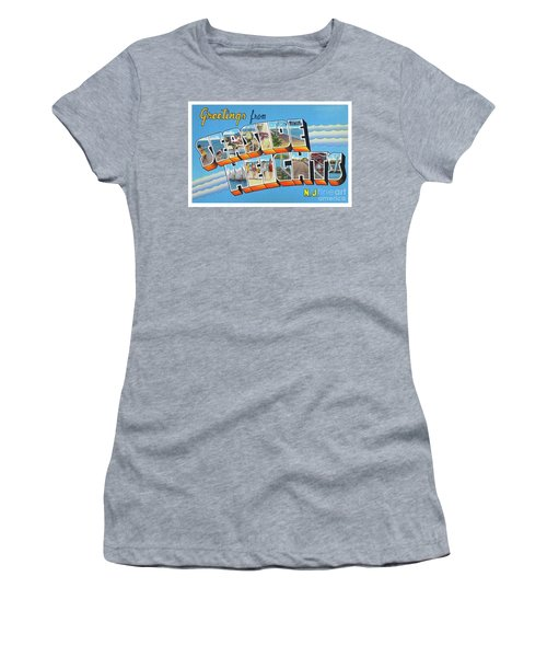 Seaside Heights Greetings Women's T-Shirt