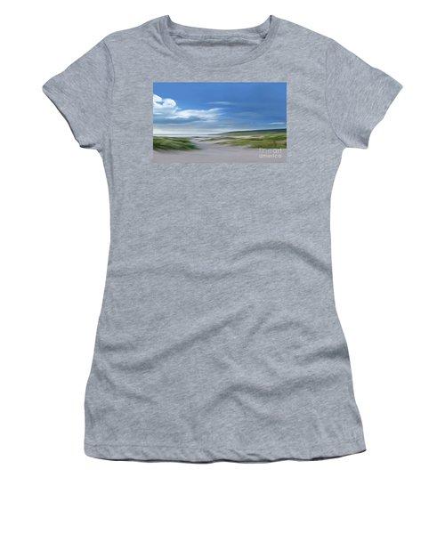 Seaside Stroll Women's T-Shirt