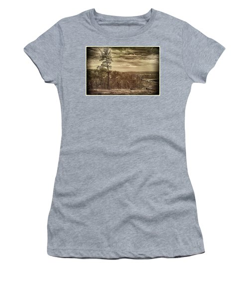 Sepia Sunset Women's T-Shirt