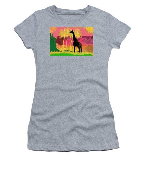 Serengeti Desert Women's T-Shirt