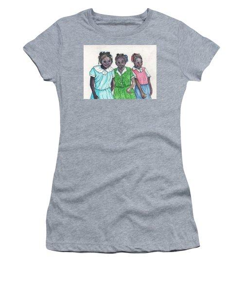 Shy Girls From South Alabama Women's T-Shirt