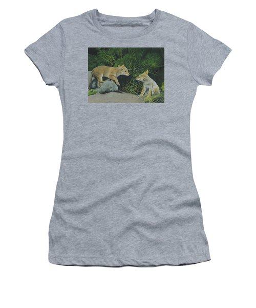 Sibling Rivalry Women's T-Shirt