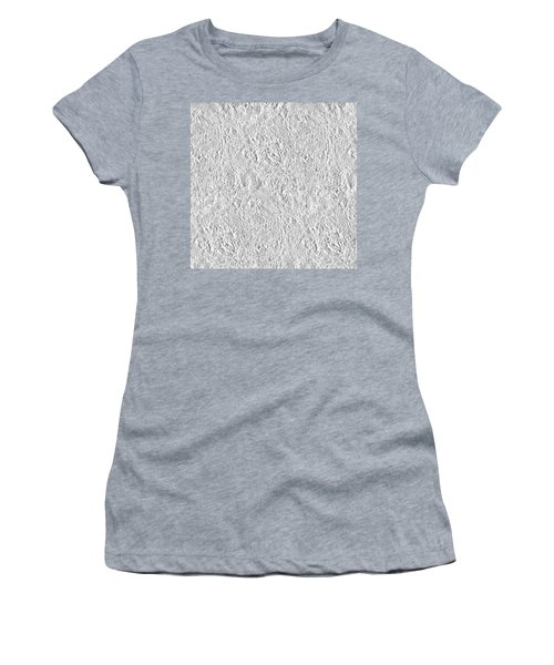 Women's T-Shirt (Athletic Fit) featuring the photograph Silver Cute Gift  by Top Wallpapers