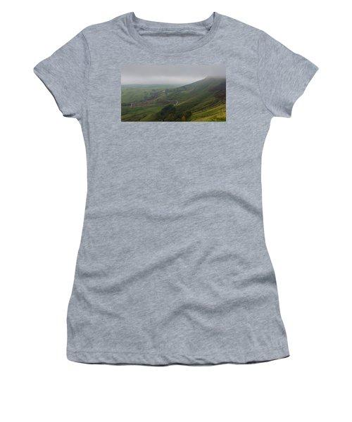 Shivering Mountain,  Women's T-Shirt