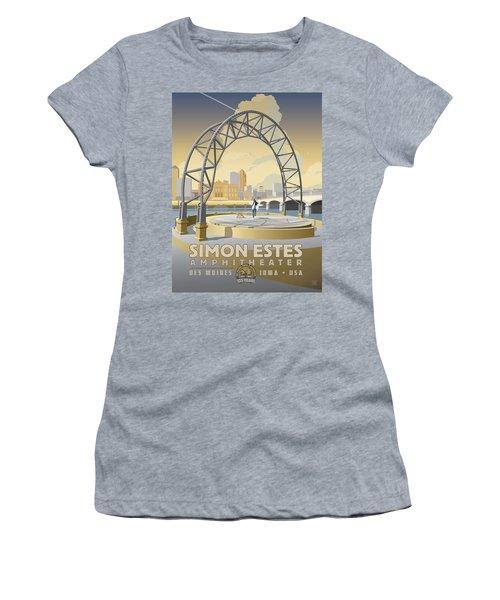 Simon Estes Amphitheater Women's T-Shirt