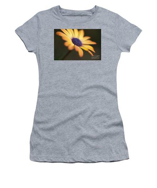 Simply Beautiful In Yellow To Orange  Women's T-Shirt