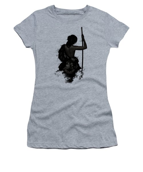 Female Samurai - Onna Bugeisha Women's T-Shirt
