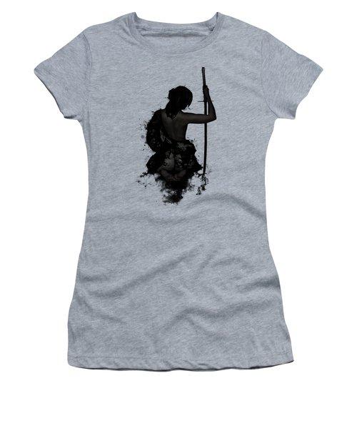 Female Samurai - Onna Bugeisha Women's T-Shirt