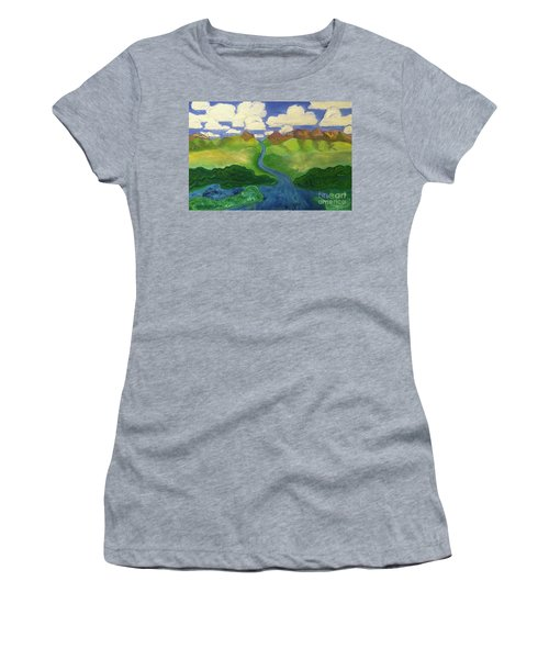 Sky River To Sea Women's T-Shirt