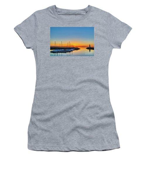 Sleeping Yachts Women's T-Shirt
