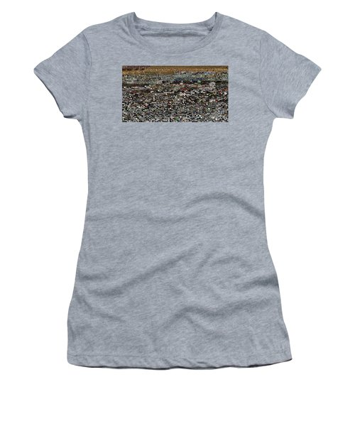 Slice Of Lanscape Women's T-Shirt