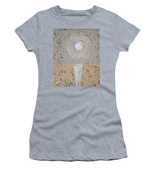 Snow Moon Original Painting Women's T-Shirt