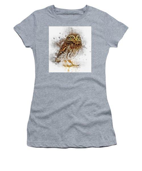 Snow Owl Women's T-Shirt