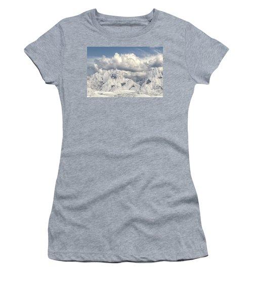 Snowy Mountain 002 Women's T-Shirt