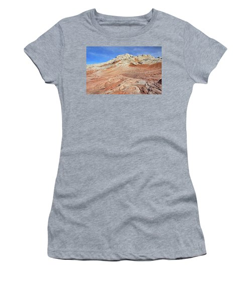 Solid Waves Pano Women's T-Shirt