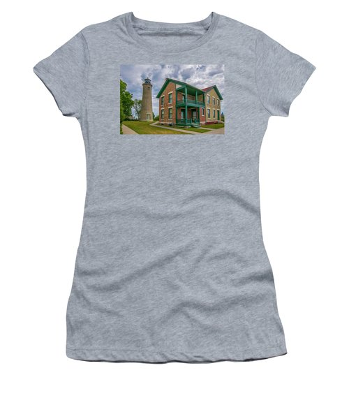 Southport Lighthouse  Women's T-Shirt