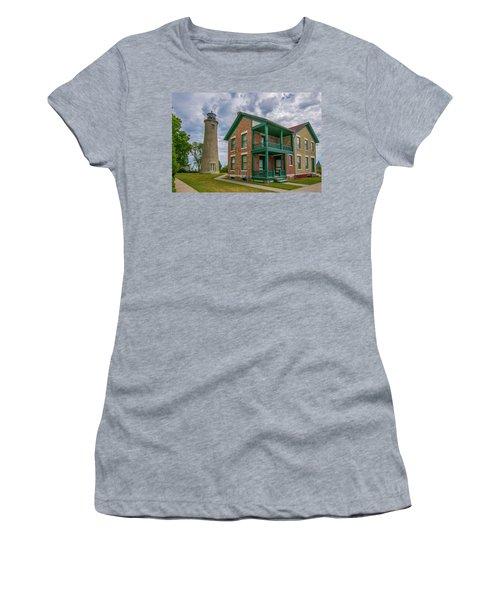 Southport Lighthouse  Women's T-Shirt