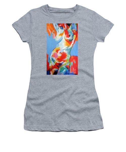 Splash Of Desire Women's T-Shirt