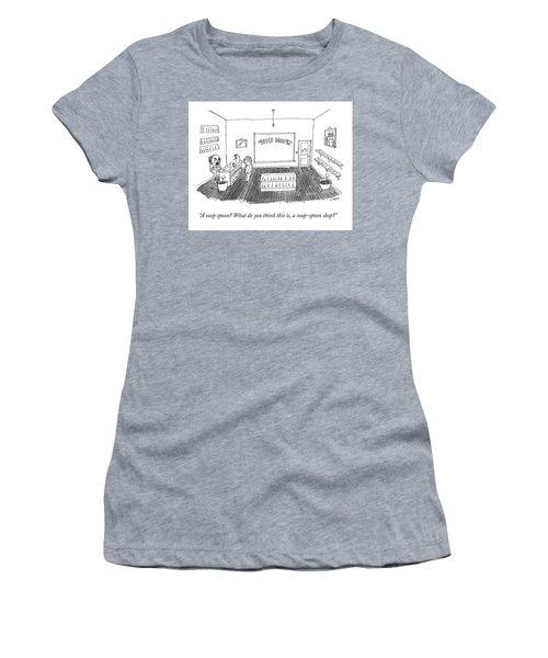 Spoon Shop Women's T-Shirt