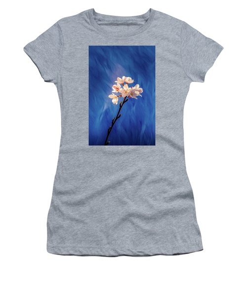 Women's T-Shirt featuring the photograph Spring Color #1 by Allin Sorenson