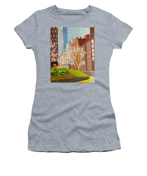 Spring In Worth St Women's T-Shirt