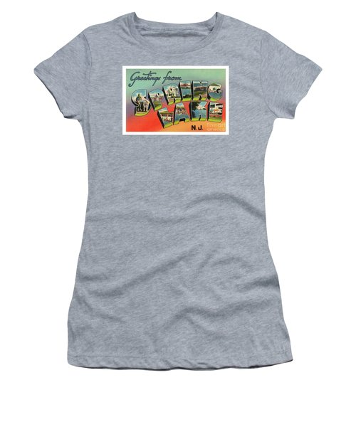 Spring Lake Greetings Women's T-Shirt