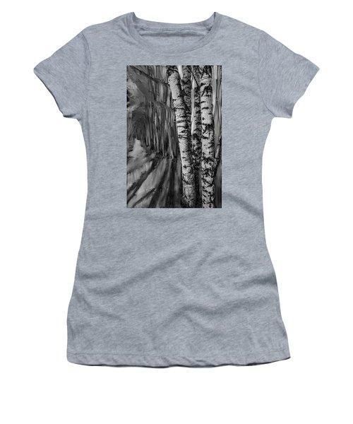 springtime ligh BW #i6 Women's T-Shirt