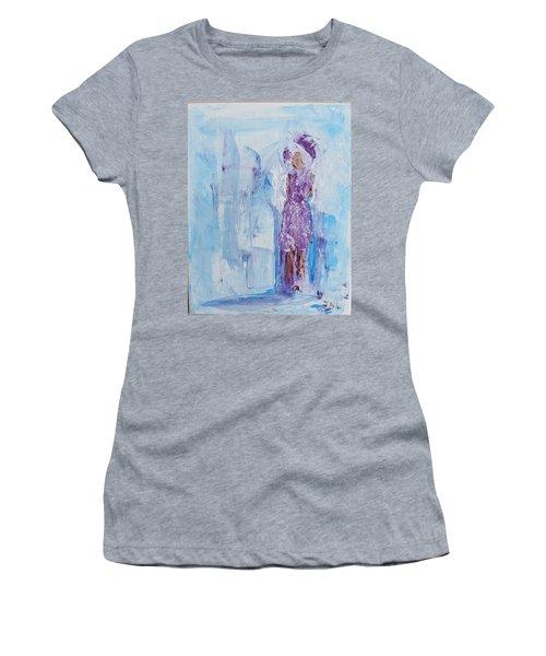 Spunky Angel Women's T-Shirt