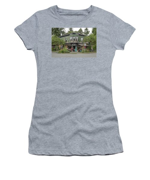 Women's T-Shirt featuring the photograph St George St. And E 28th by Juan Contreras