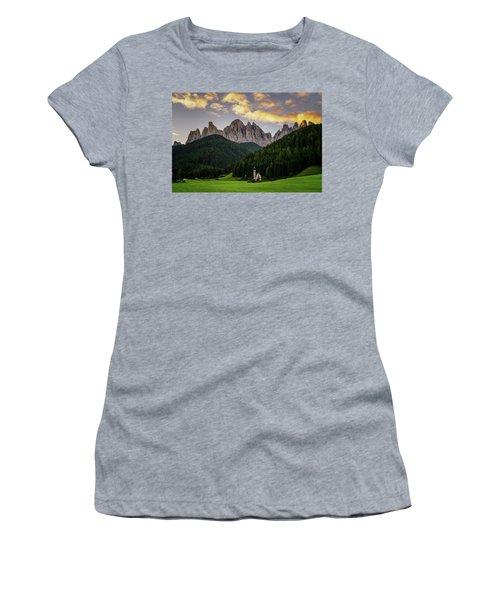 St Johann Sunrise Women's T-Shirt