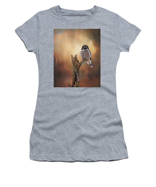 Stare Into My Eyes Women's T-Shirt