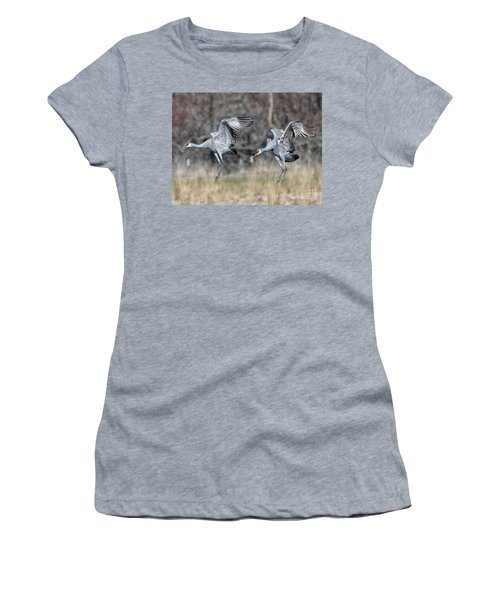 Stay With Your Wingman Women's T-Shirt