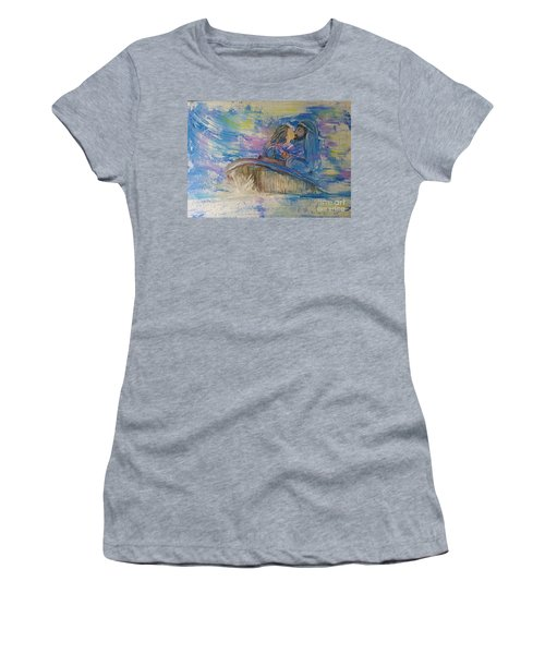 Staying The Course Women's T-Shirt