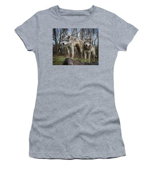 Still Watching Women's T-Shirt