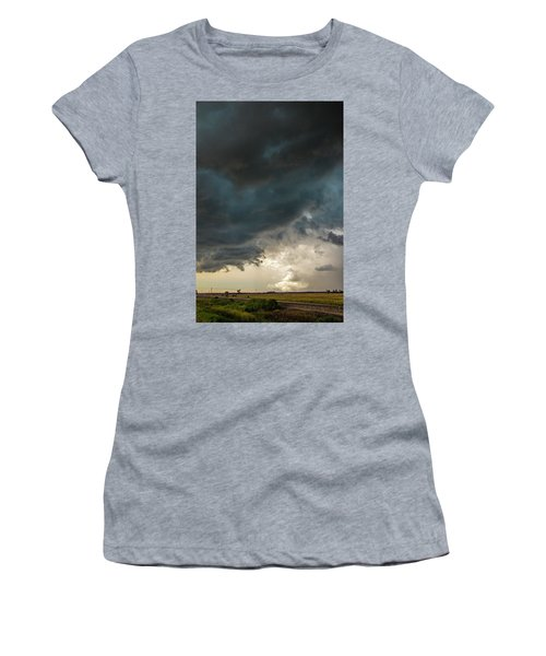 Storm Chasin In Nader Alley 012 Women's T-Shirt
