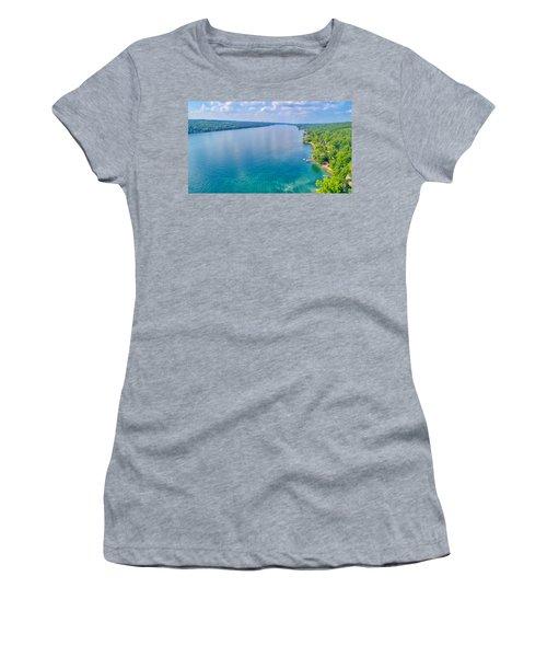 Summer On Keuka Lake Women's T-Shirt