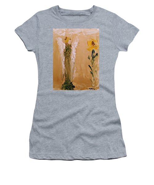 Sunflower Angel Women's T-Shirt