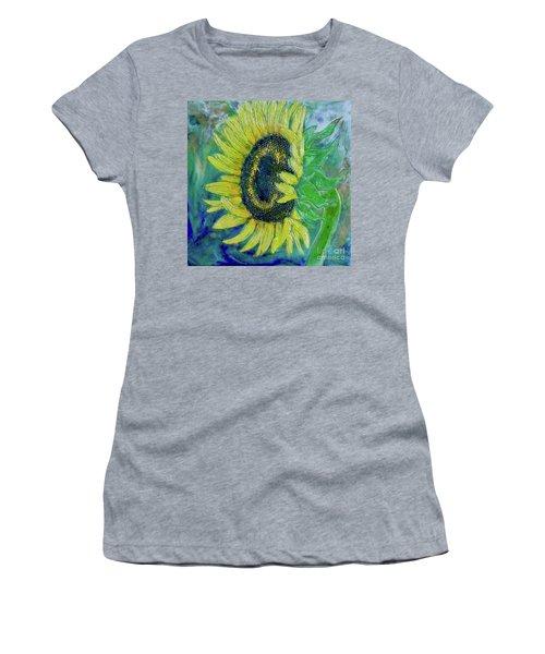 Sunflower Smiles Women's T-Shirt