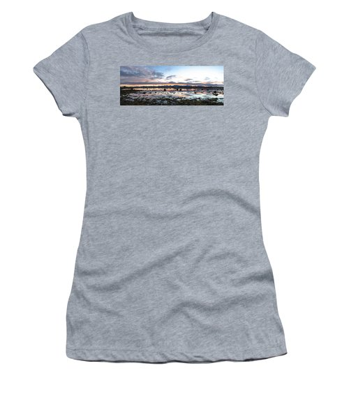 Sunrise Over The Marsh Women's T-Shirt