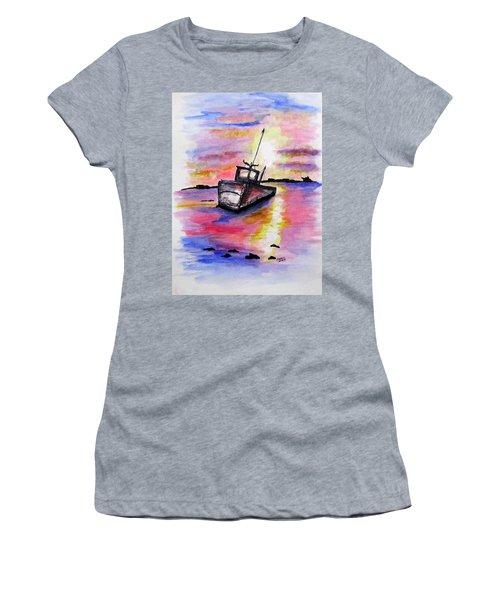 Sunset Rest Women's T-Shirt